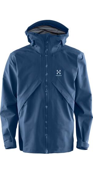 Haglöfs M's Ara Jacket BLUE INK